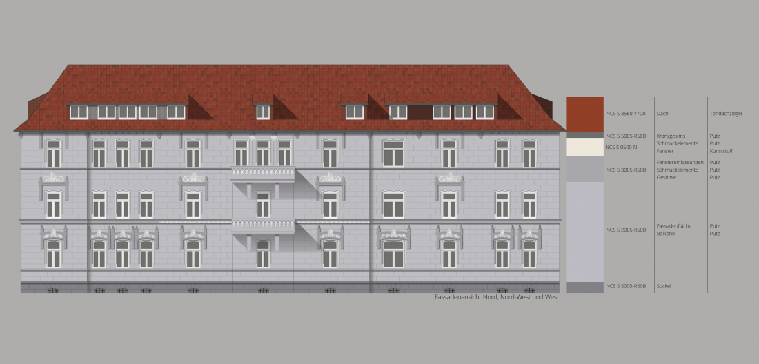 Fassadengestaltung Bad Hersfeld