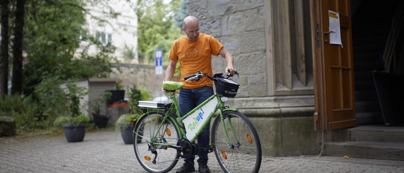 """Workshop """"Neue Impulse fürs Radfahren"""" und Kampagne """"Fahrradfreund"""""""
